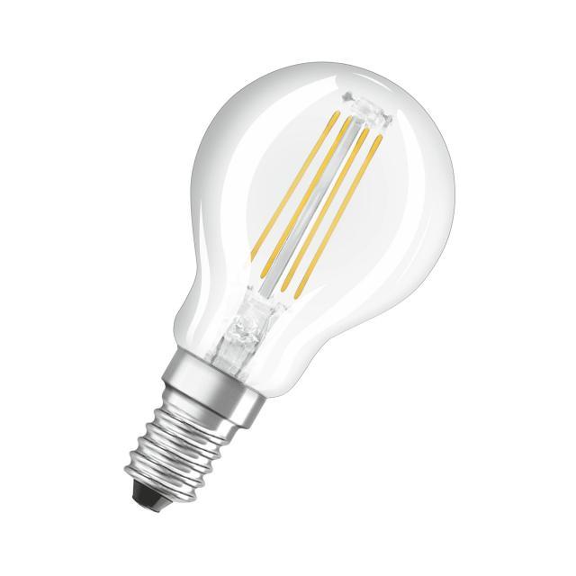 Osram LED Superstar Retrofit Filament Classic P, E14 dimmbar