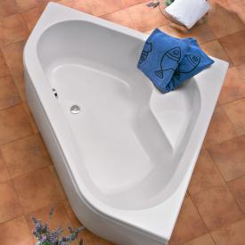 Ottofond Ancona Eck-Badewanne mit Wannenträger