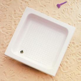 Ottofond Capri Rechteck-Duschwanne ohne Wannenträger