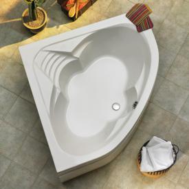Ottofond Cascade Eck Badewanne ohne Wannenträger