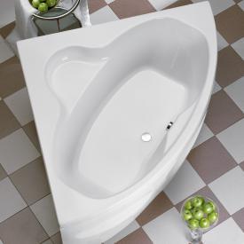 Ottofond Katamaran Eck-Badewanne ohne Wannenträger