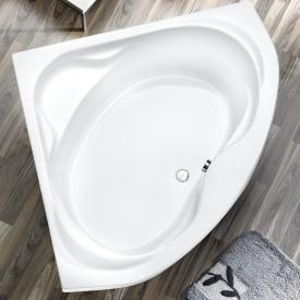 Ottofond Madras Eck-Badewanne mit Wannenträger