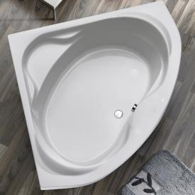 Ottofond Madras Eck-Badewanne mit Schürze mit Schürze