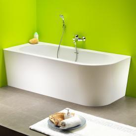 Ottofond Modena Corner Raumspar-Badewanne mit Verkleidung