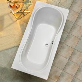 Ottofond Palma Rechteck-Badewanne mit Fußgestell