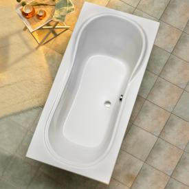 Ottofond Palma Rechteck-Badewanne mit Wannenträger
