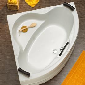 Ottofond Siam Eck-Badewanne ohne Wannenträger