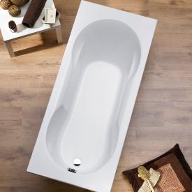 Ottofond Viva Rechteck Badewanne mit Wannenträger