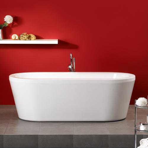 ottofond flora freistehende oval badewanne 703202 reuter. Black Bedroom Furniture Sets. Home Design Ideas