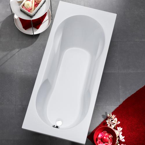 ottofond nixe rechteck badewanne ohne wannentr ger 952001 reuter. Black Bedroom Furniture Sets. Home Design Ideas