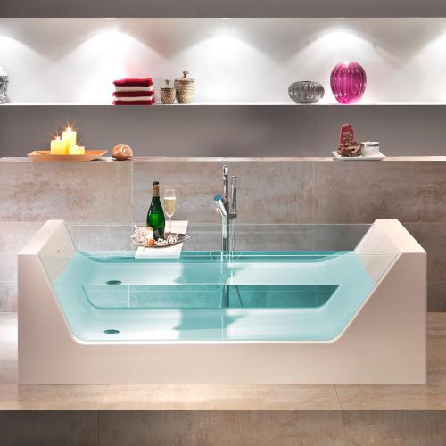 ottofond pure freistehende rechteck badewanne 703701 reuter. Black Bedroom Furniture Sets. Home Design Ideas