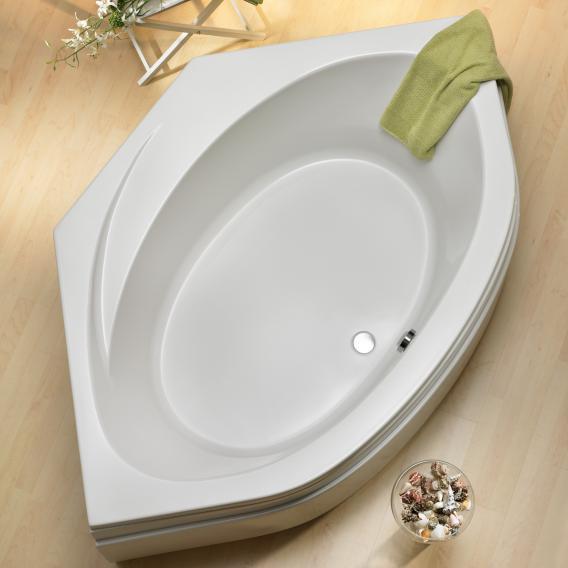 Ottofond Canary Eck-Badewanne ohne Wannenträger