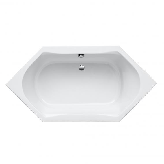 Ottofond Corsica Eck-Badewanne ohne Wannenträger