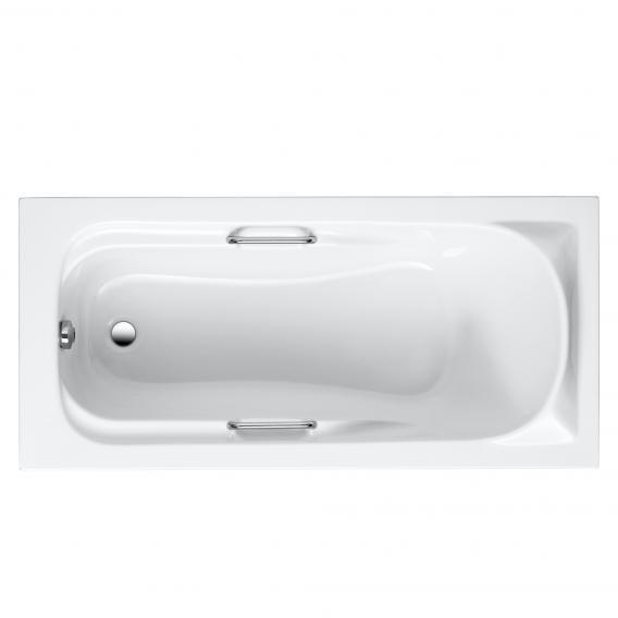 Ottofond Korfu Rechteck-Badewanne mit Wannenträger