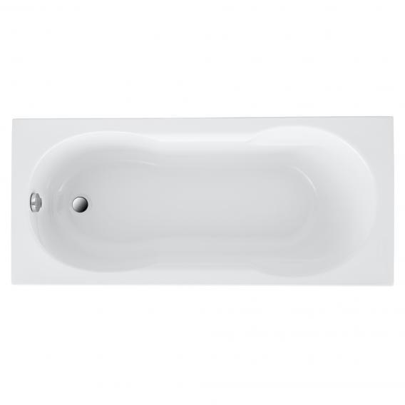 Ottofond Nixe Rechteck-Badewanne ohne Wannenträger