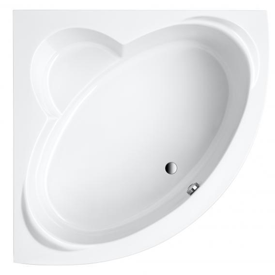Ottofond Sardinia Eck-Badewanne ohne Wannenträger
