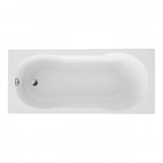Ottofond Viva Rechteck-Badewanne mit Wannenträger