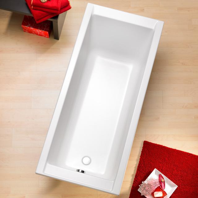 Ottofond Costa Rechteck-Badewanne, Einbau