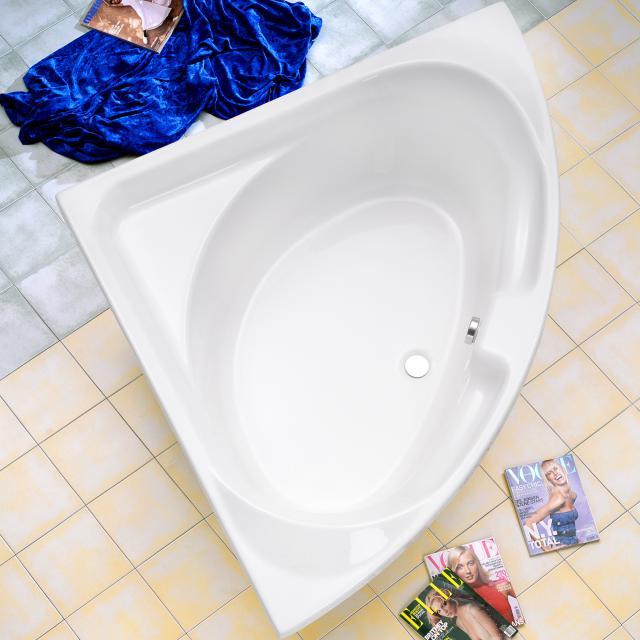 Ottofond Laguna Eck-Badewanne mit Verkleidung