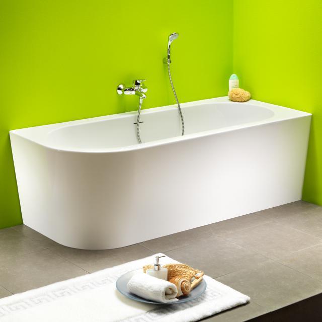 Ottofond Modena Corner Eck-Badewanne mit Verkleidung