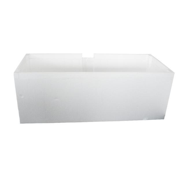 Ottofond Wannenträger Cubic 180 cm, Höhe 63 cm