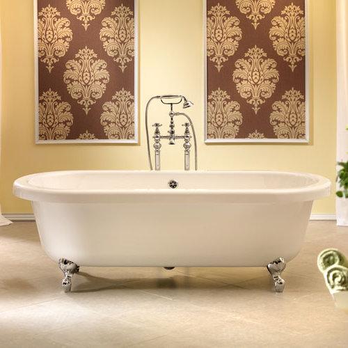 ottofond corvette freistehende oval badewanne 703101. Black Bedroom Furniture Sets. Home Design Ideas