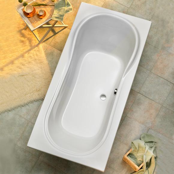 ottofond palma rechteck badewanne ohne wannentr ger 919601 reuter. Black Bedroom Furniture Sets. Home Design Ideas