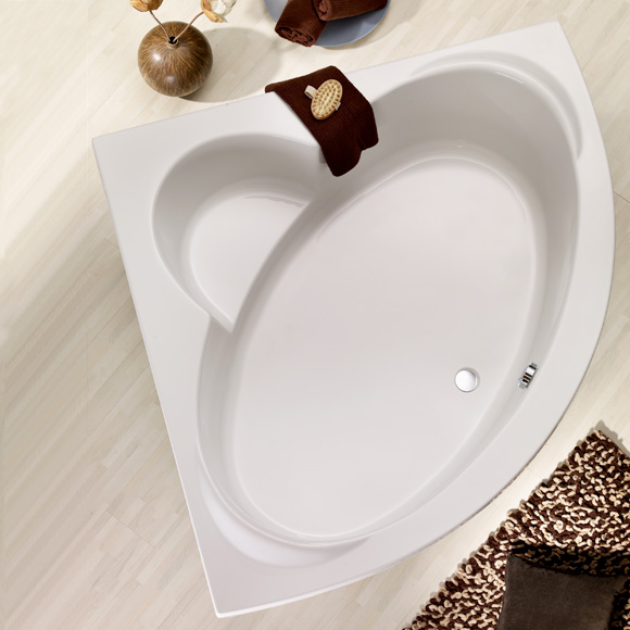 ottofond sardinia eck badewanne ohne wannentr ger 923001 reuter. Black Bedroom Furniture Sets. Home Design Ideas