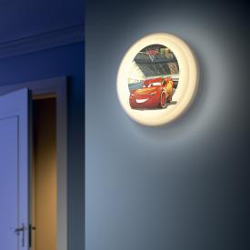 Philips Disney Cars LED Deckenleuchte/Wandleuchte