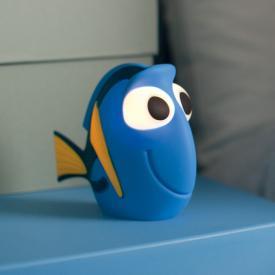 Philips Disney Findet Dorie SoftPal LED Tischleuchte