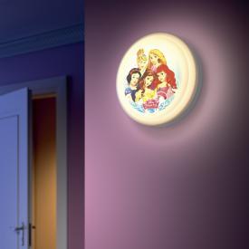 Philips Disney Prinzessin LED Deckenleuchte/Wandleuchte