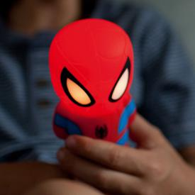 Philips Disney Spider-Man SoftPal LED Tischleuchte