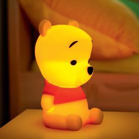 Philips Disney Winnie Puuh SoftPal LED Tischleuchte