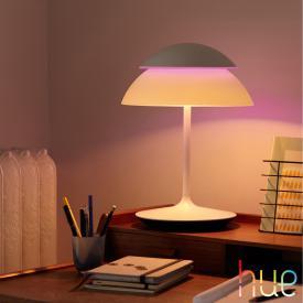 Philips Hue Beyond LED RGBW Tischleuchte mit Dimmer