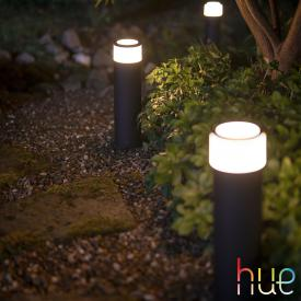 Philips Hue Calla LED RGBW Sockelleuchte Basis-Set 24V