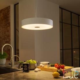 PHILIPS Hue Fair LED Pendelleuchte mit Dimmer