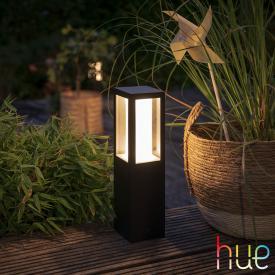 Philips Hue Impress LED RGBW Sockelleuchte Basis