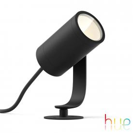 Philips Hue Lily LED Spot/Bodenleuchte, Erweiterungs-Set