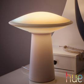 Philips Hue Phoenix LED Tischleuchte mit Dimmer