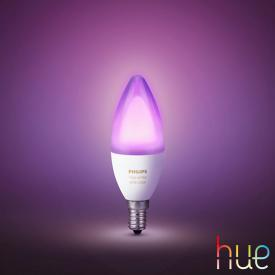 PHILIPS Hue White and Color Ambiance LED E14, 6,5 Watt