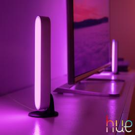 Philips Hue White and color ambiance Play LED Tischleuchte mit Dimmer
