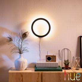 Philips Hue White and color ambiance Sana LED Wandleuchte mit Dimmer