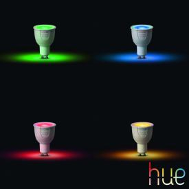Philips Hue White and Color GU10, 6,5 Watt