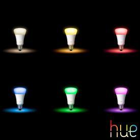 Philips Hue White and Richer Color, E27, 10 Watt