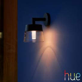 Philips Hue White & Color Ambiance Attract RGBW LED Wandleuchte