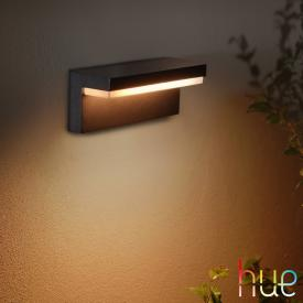 Philips Hue White & Color Ambiance Nyro RGBW LED Wandleuchte