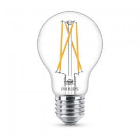 PHILIPS LED Leuchtmittel mit WarmGlow, E27 dimmbar