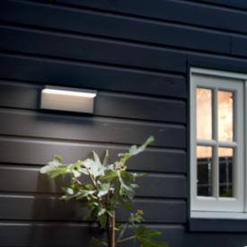 Philips myGarden Bustan LED Wandleuchte