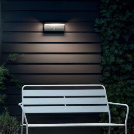 Philips myGarden Bustan LED Wandleuchte mit Bewegungsmelder