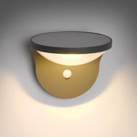 Philips myGarden Dusk LED Solar Wandleuchte mit Bewegungsmelder